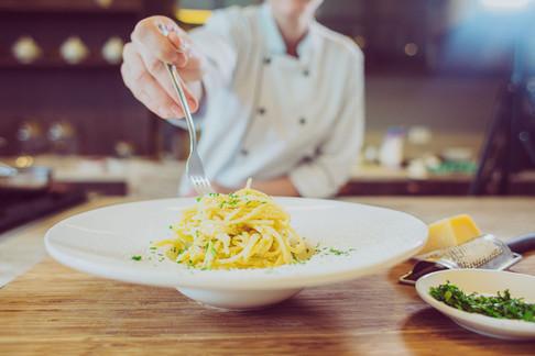 Produção fotográfica: foto de gastronomia