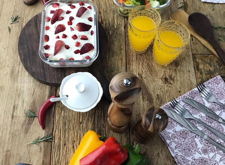 O que é food styling?