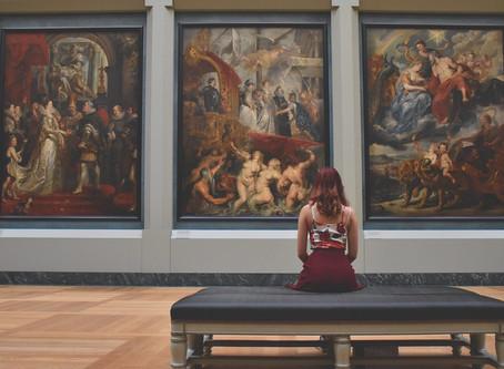 Pandemias, Arte e Arquitetura