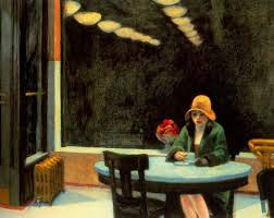 Isolamento, Edward Hopper e Wim Wenders
