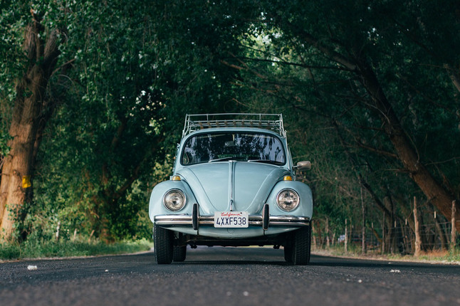 Volkswagen Cria Animação para Despedida do Fusca