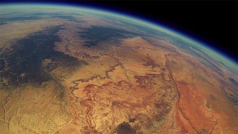 Foto e vídeo de imagens aéreas com GoPro