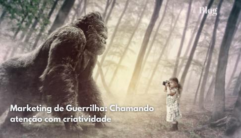 Marketing de Guerrilha: Chamando Atenção com Criatividade