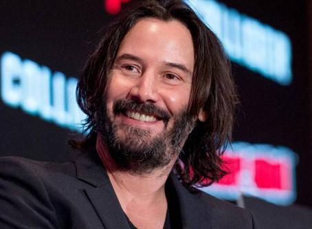 'Conquest', Keanu Reeves e Netflix: o que esperar da nova série do ator para a plataforma