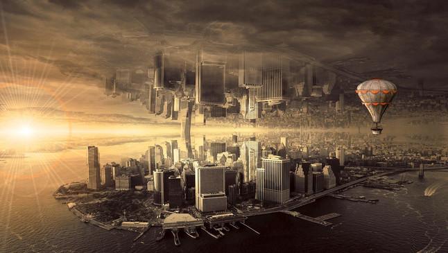 Imaginando Cidades e Espaços