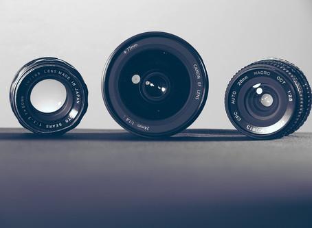 O Tamanho dos Sensores das Câmeras e a Qualidade da Imagem