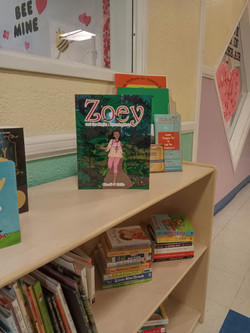 Book in Preschool