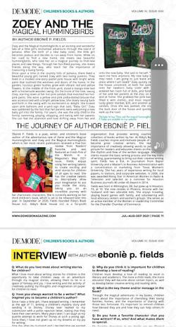 Demode Magazine pic2