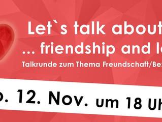 ZooM-Gottesdienst am Sonntag, 12.11. um 18 Uhr im CVJM-Haus Mundelsheim