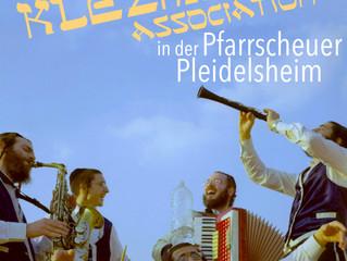 """Konzerthighlight im April: Klezmerkonzert mit der """"Jerusalemer Klezmer Association"""" in der"""