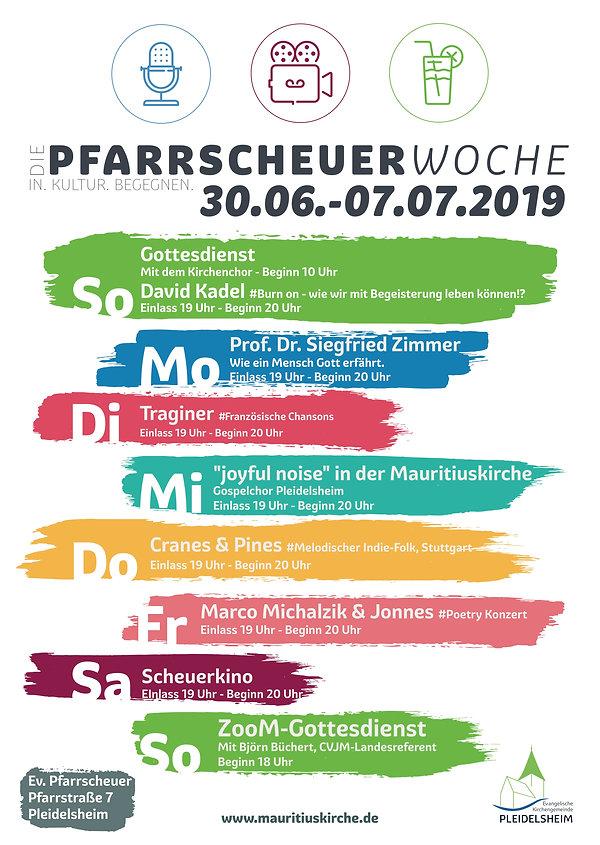 Plakat Pfarrscheuerwoche 2019 entwurf 2.