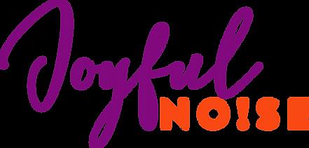 Logo Joyful noise vector.png