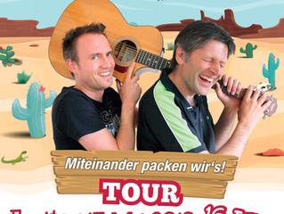 Mike Müllerbauer kommt nach Pleidelsheim! Der Vorverkauf läuft!