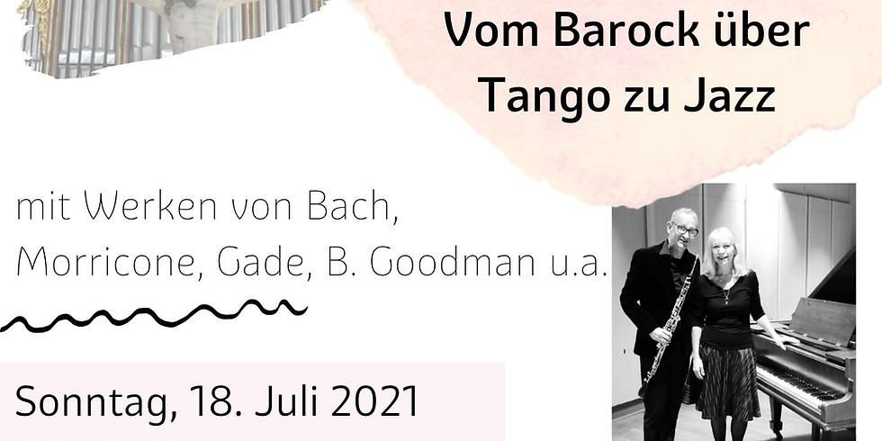 Sommerliches Konzert - Vom Barock über Tango zu Jazz