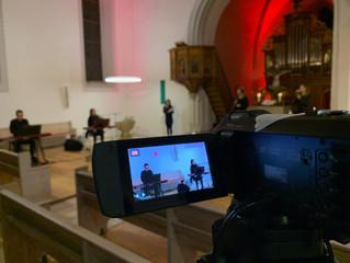365 Tage Livestreamgottesdienste! Herzliche Einladung zum Gottesdienst am 14.03.2021 um 10 Uhr