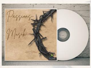 Passionsmusik - Lieder und Texte aus der Mauritiuskirche für Sie aufgenommen