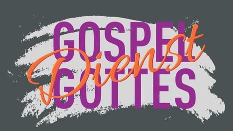 Wir freuen uns auf den Gospelgottesdienst - am 30.12. um 18 Uhr!