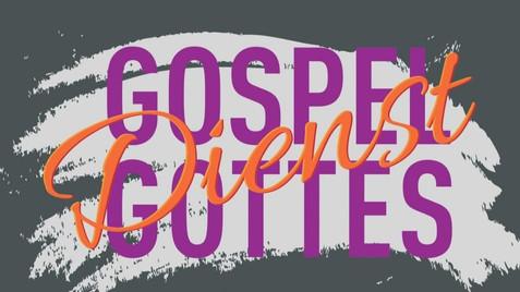 Gospelgottesdienst an Pfingssonntag, den 23. Mai 2021um 18.00 Uhr