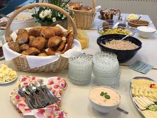 Bericht vom Frauenfrühstück