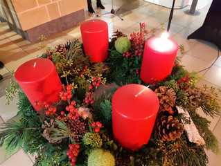 """Geduld! Geduld!"" - Livestreamgottesdienst am 2. Advent um 10.00 Uhr in der Mauritiuskirche"