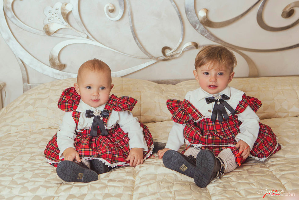 Beatrice e Annarita   Foto primo complea