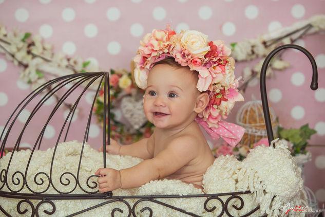 Giulia   Foto Newborn Neonati Napoli Cas