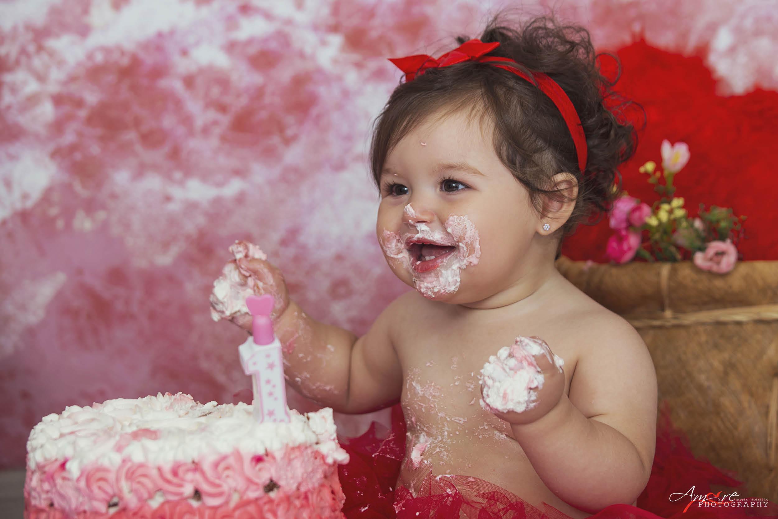 Smash Cake Napoli e Caserta