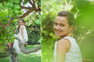 Sabrina | Fotografo Comunione Napoli e C