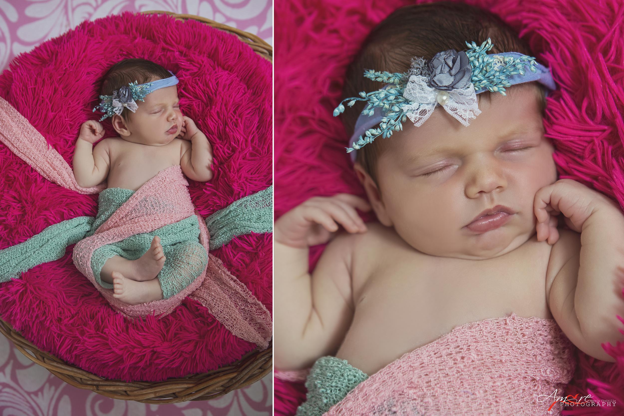 Isabel | Foto Newborn Neonati Napoli Caserta