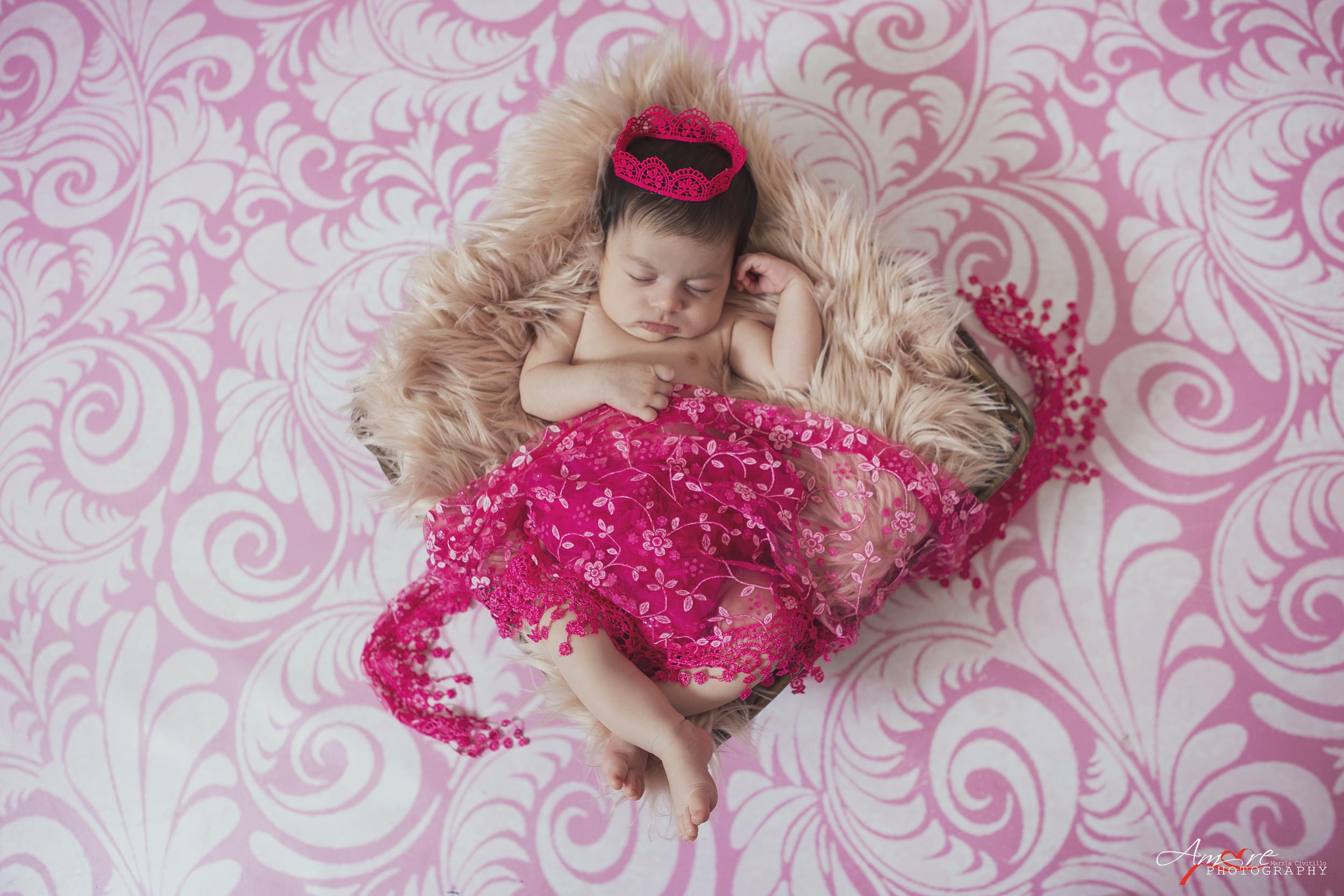Ginevra | Foto Newborn Neonati Napoli Caserta