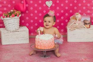 Sirya   Foto Bambini Smash CakeNapoli e