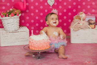 Sirya | Foto Bambini Smash CakeNapoli e