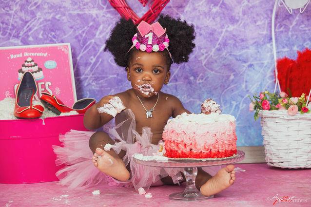 Ariel | Foto Bambini Smash CakeNapoli e