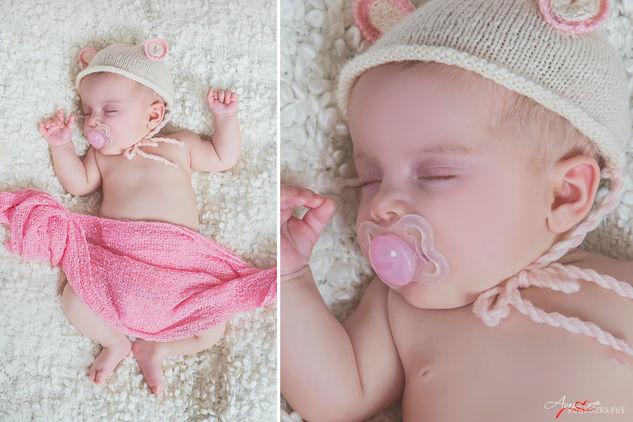 Jasmine e Azzurra | Foto Newborn Neonati