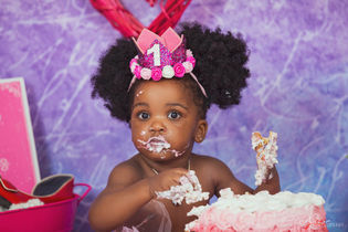 Ariel   Foto Bambini Smash CakeNapoli e