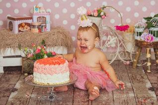Giada | Foto Bambini Smash CakeNapoli e