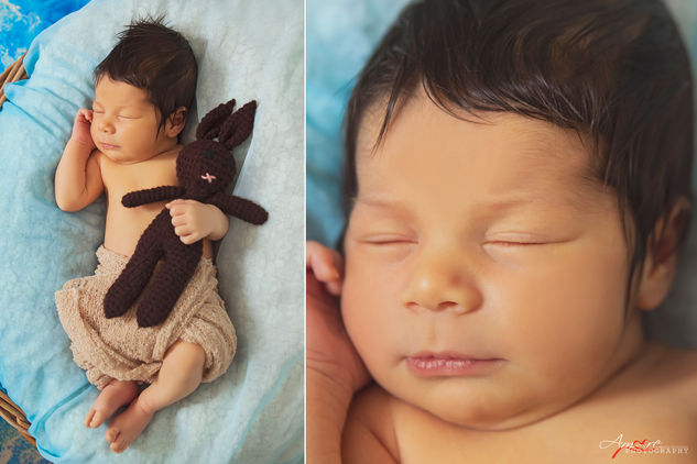 Samuele | Foto Newborn Neonati Napoli Ca