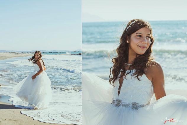 Angelica | Fotografo Comunione Napoli e