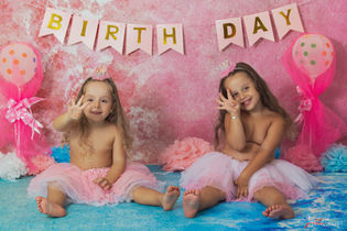 Jasmine e Azzurra   Foto Bambini Smash C
