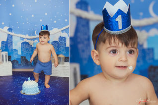 Vincenzo | Foto Bambini Smash CakeNapoli
