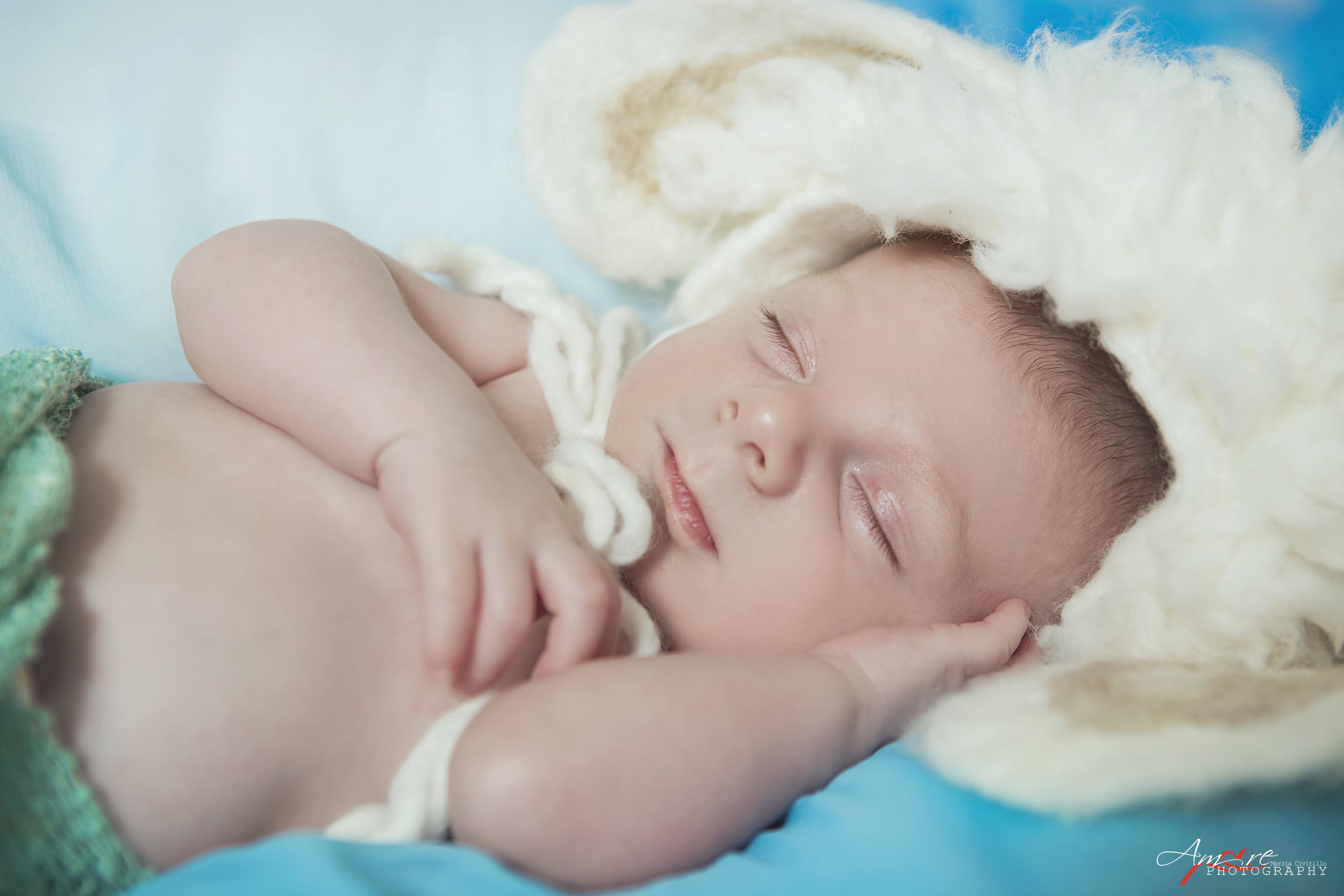 Biagio | Foto Newborn Neonati Napoli Caserta
