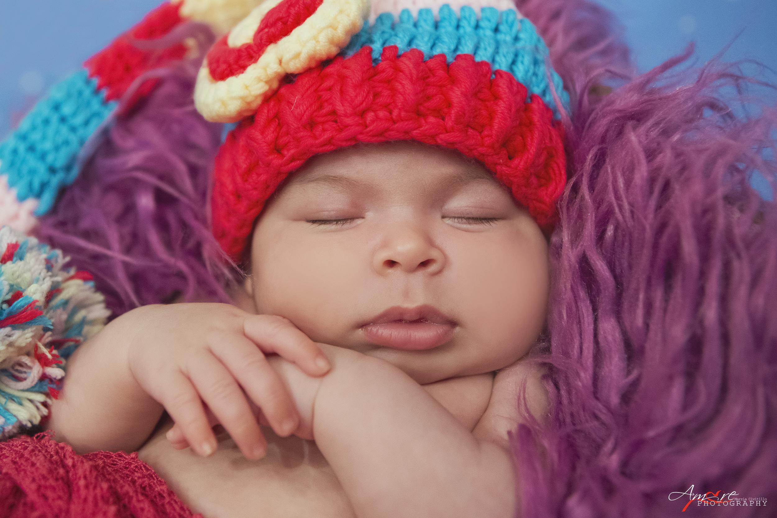 Asia | Foto Newborn Neonati Napoli Caserta