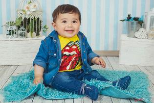 Mattia   Foto Newborn Neonati Napoli Cas