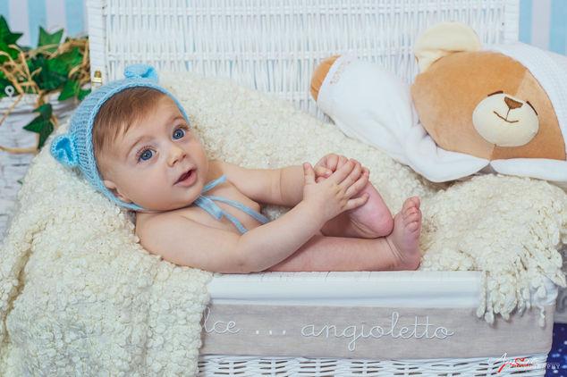 Tommaso | Foto Newborn Neonati Napoli Ca