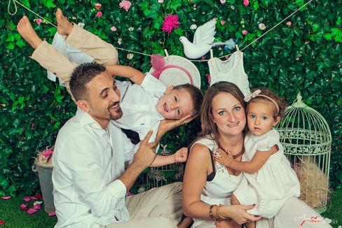 Happy Family 2017 | Fotografo famiglie N