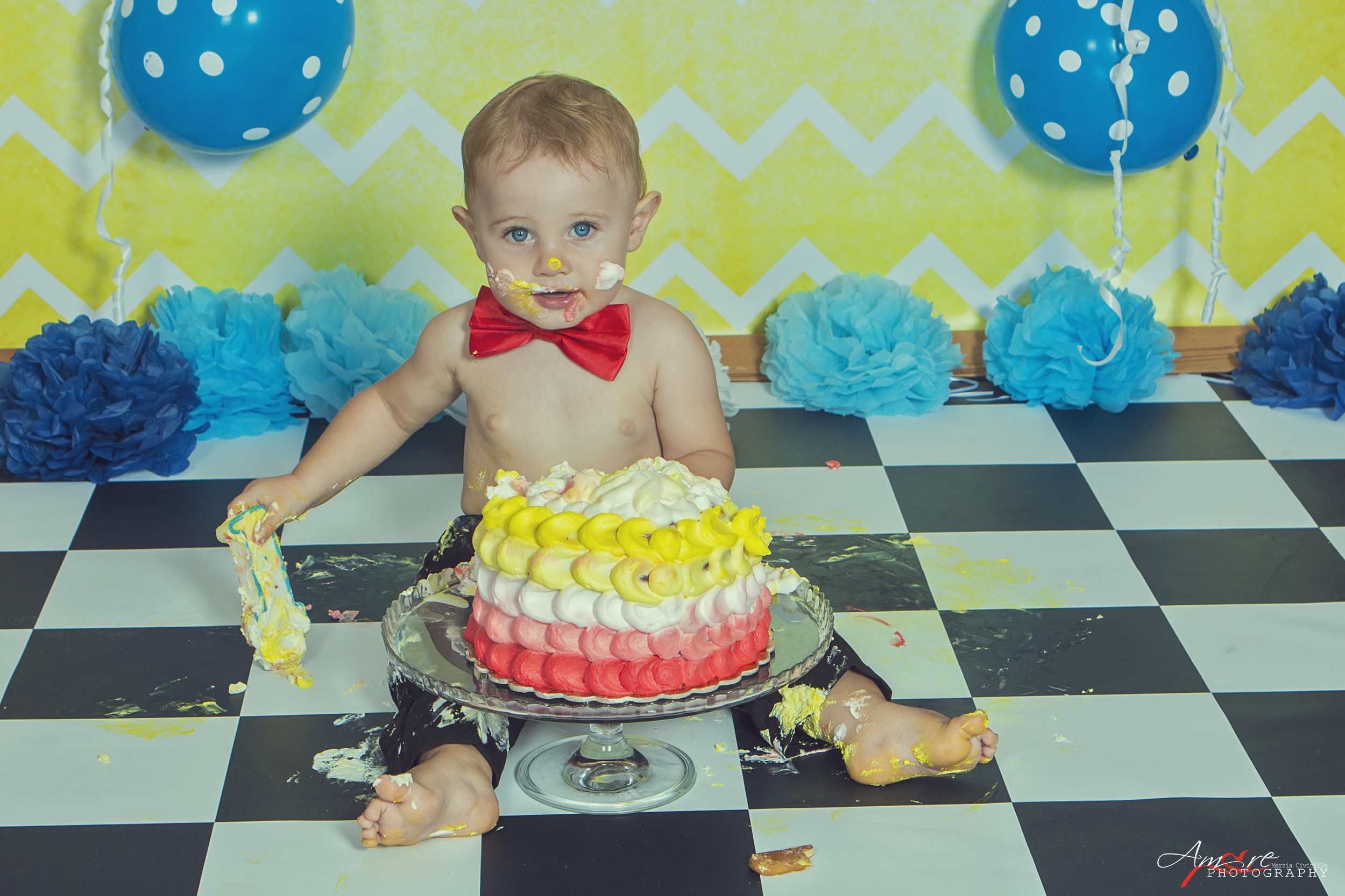 Cake Smash Napoli e Caserta