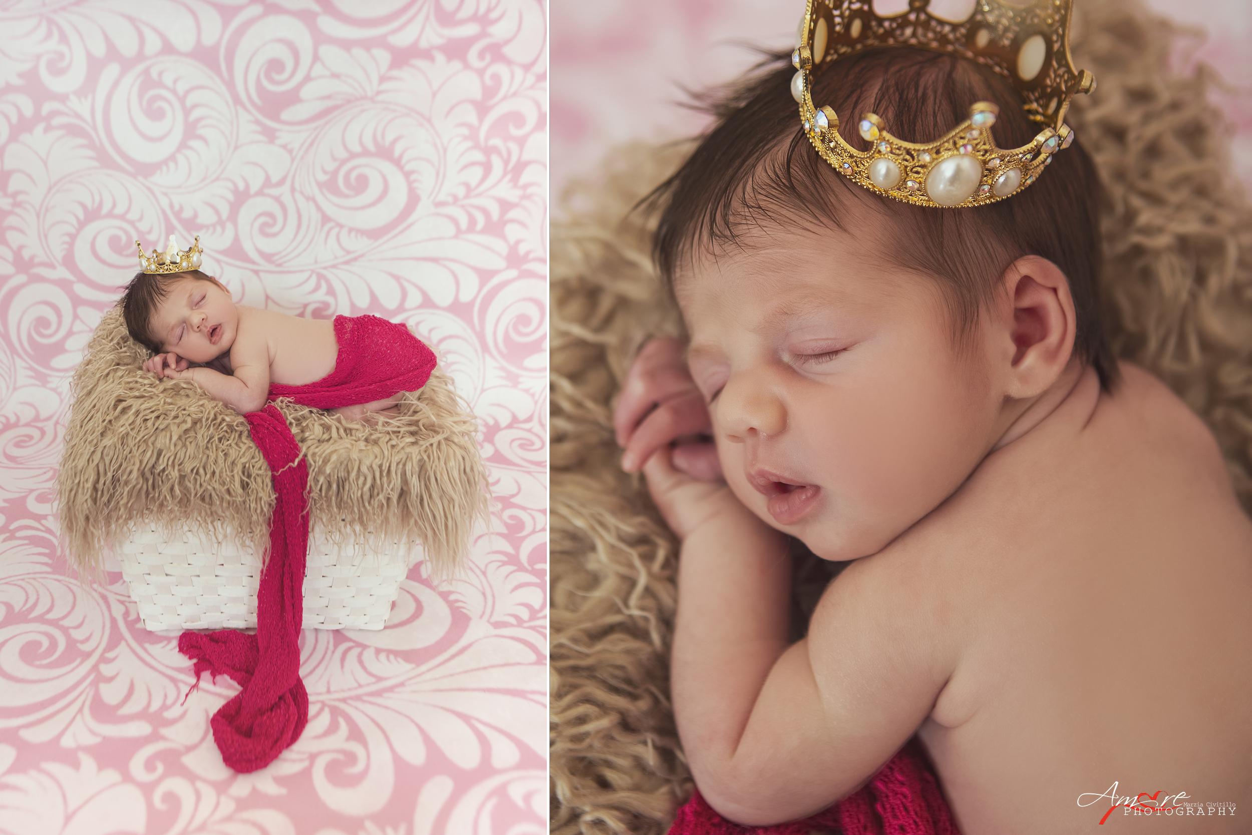 Sirya | Foto Newborn Neonati Napoli Caserta