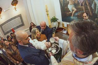Tommaso | Fotografo Battesimo Napoli e C