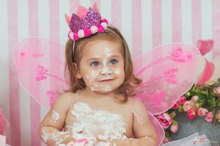 Francesca   Foto Bambini Smash CakeNapol