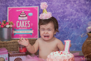 Swami | Foto Bambini Smash CakeNapoli e
